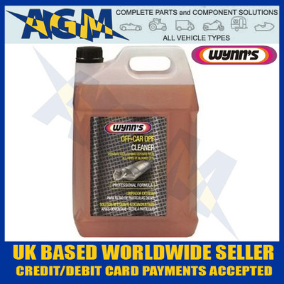 wynns, 18985, dpf, cleaner, diesel, particulate, filter