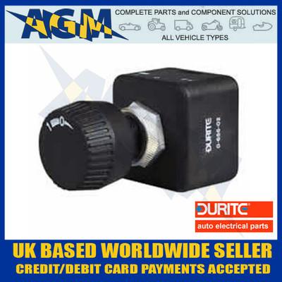 durite, 0-656-02, splash, proof, rotary, switch
