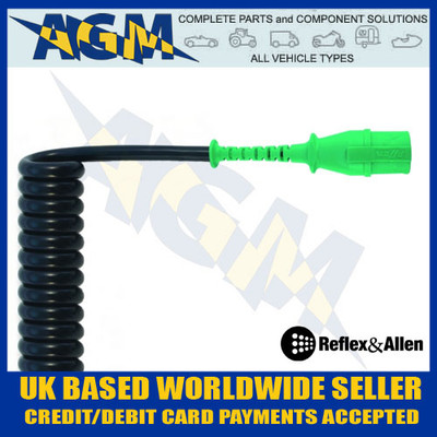 Reflex And Allen RFX42056.4746, 24S Green Supplementary Coil