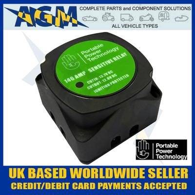 Portable Power 4015 PPT140 VSR Split Charge Relay , 0-727-33 Equivalent