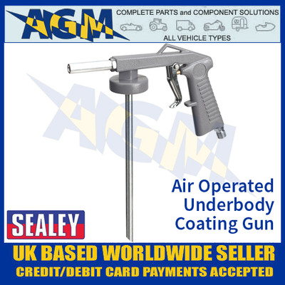 Sealey SG139 Air Operated Underbody Coating Gun