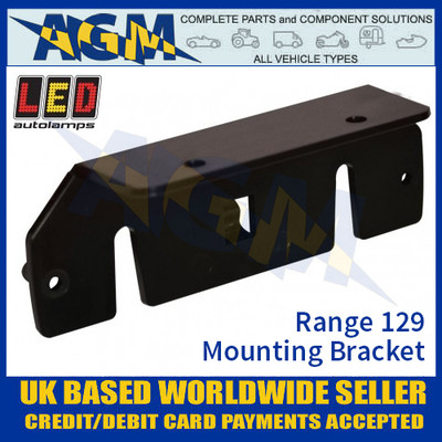 129BKT Mounting Bracket For LED Autolamps Model 129 Range