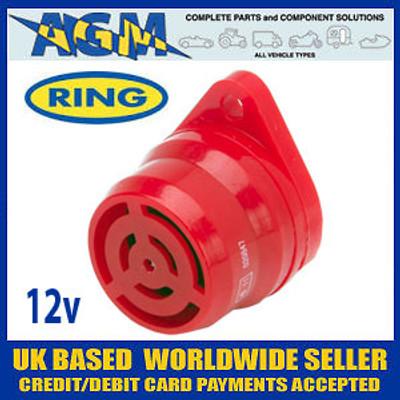 Ring RMB12 Mini Warning Buzzer Low Pressure 12 volt