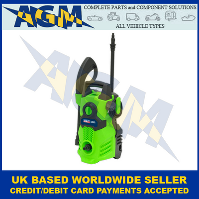 Sealey PW1500HV High Vis Green Pressure Washer With TSS 230v
