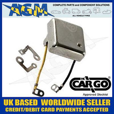 Cargo 130637 Voltage Regulator for LUCAS ACR Alternators
