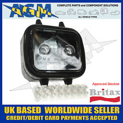Britax 3540.00, 8 Way Rubber Junction Box