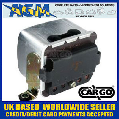 Cargo 130038, 12V, 9/12 Amp Regulator Box LUCAS Type RB108, NCB113