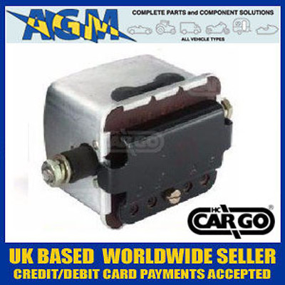 Cargo 130039, 12V, 9/12 Amp Regulator Box - LUCAS Type RB108, NCB112