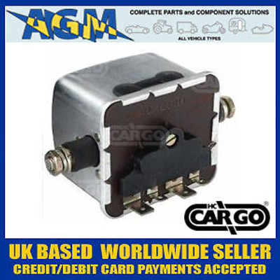 Cargo 130040, 12V Regulator Box - LUCAS Type RB108, NCB119