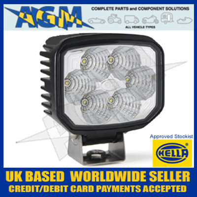 Hella 1GA 996 188-021 12/24v Powerbeam 1000 LED Work/Search Lamp