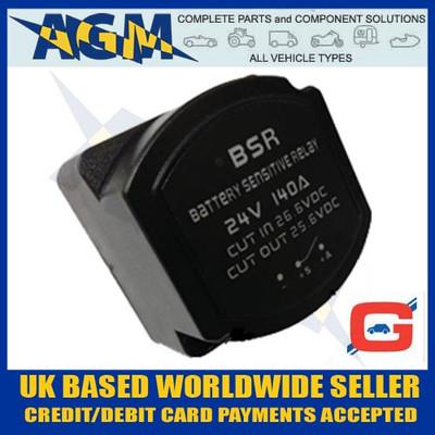 Guardian GR42, VSR, 24V 140A Split Charge Intelligent Relay