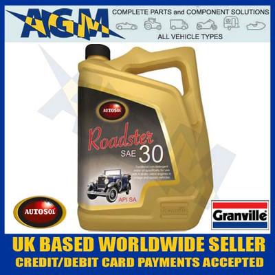 autosol, 0399, roadster, classic, car, vehicle,  sae30, engine, oil