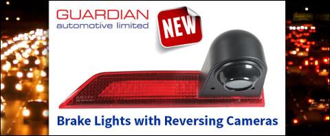 Brand New High Level Brake Light With Reversing Camera