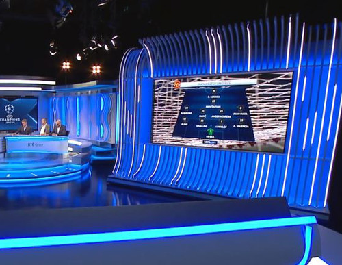 RTÉ - The UEFA Champions League