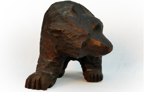 Black Forest bear Front