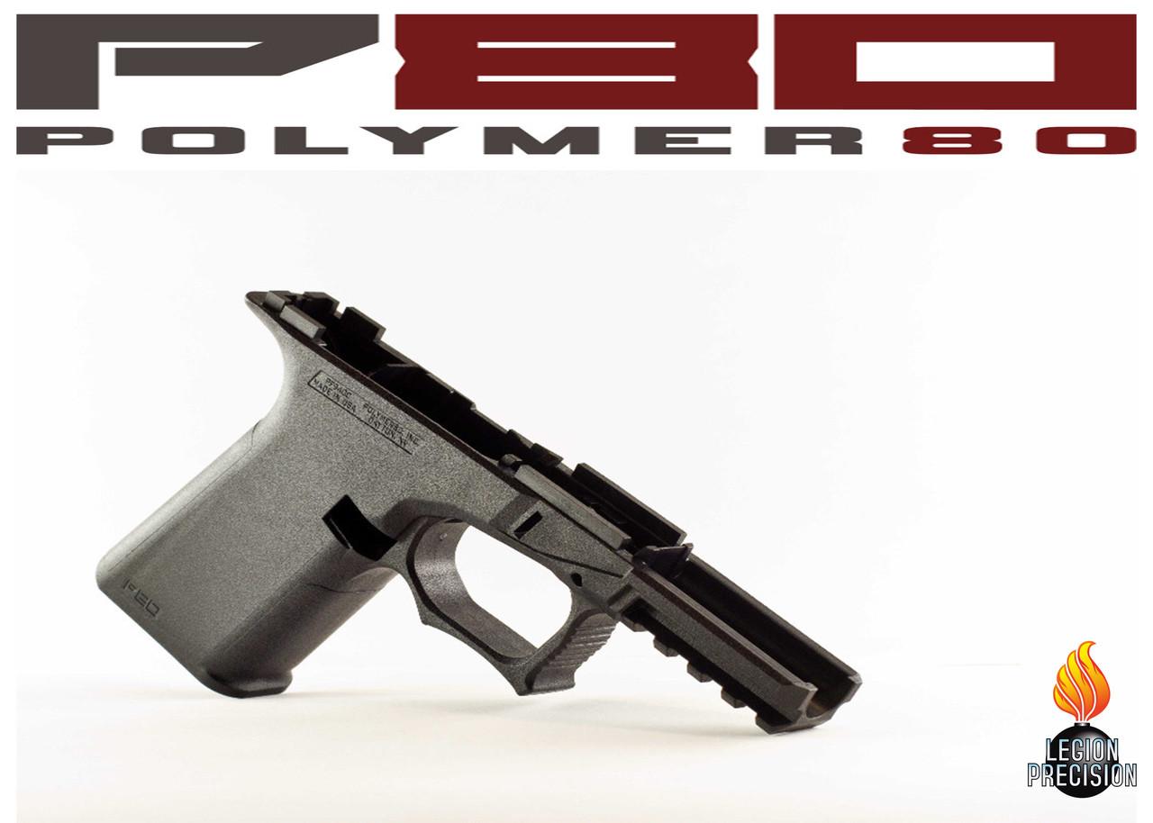 Poly 80 Glock 19/23 Ready Mod Pistol Frame Kit PF940Cv1 - Legion ...