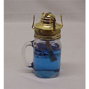 FRUIT JAR OIL LAMP KIT