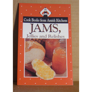 PENN. DUTCH JAMS, JELLIES C00KBOOK