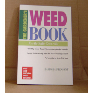 THE GARDENERS WEED BOOK