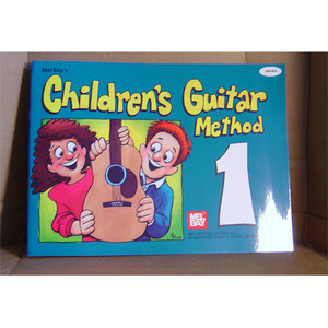 CHILDREN'S GUITAR METHOD #1