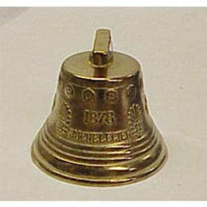 SWISS COW BELL, 3-5/8""