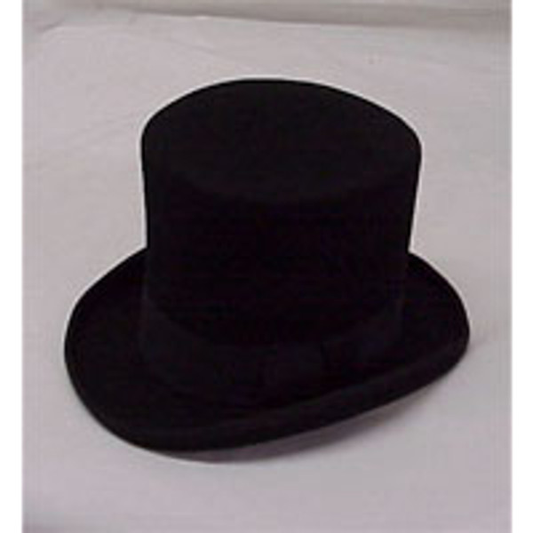 BLACK TOP HAT, MEDIUM