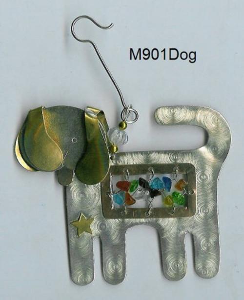 Dog Ornament - M9010D
