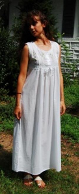 Organic Cotton Nightgown JP02