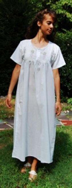 Organic Cotton Nightgown JP03