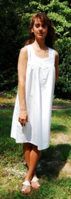 Organic Cotton Nightgown