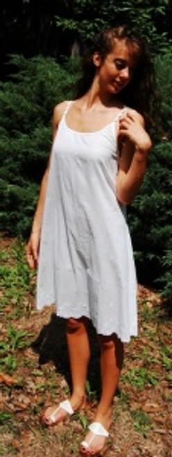 Organic Cotton Nightgown JP06