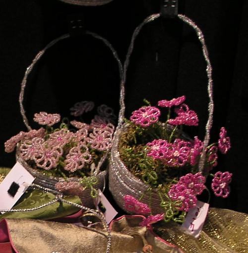 Daisy Baskets