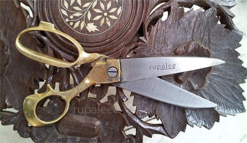 Handmade Heirloom Scissors, Large - BEST SELLER!!