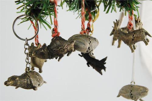 Dhokra ornaments