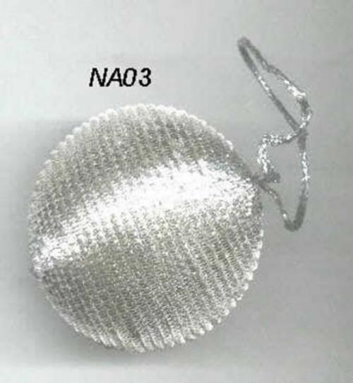 Ball Nakshi small Silver NA03S