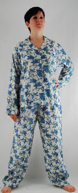 Cotton Pajama Set Fair Trade