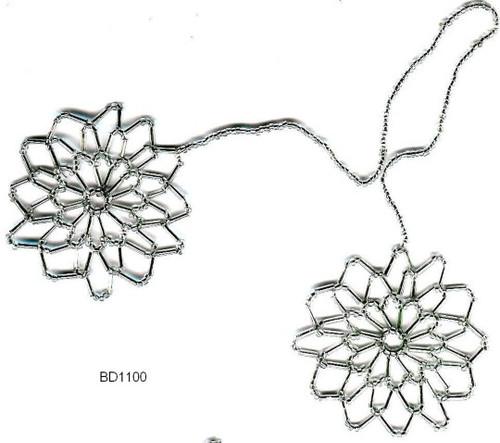 Snowflake Silver BD1100