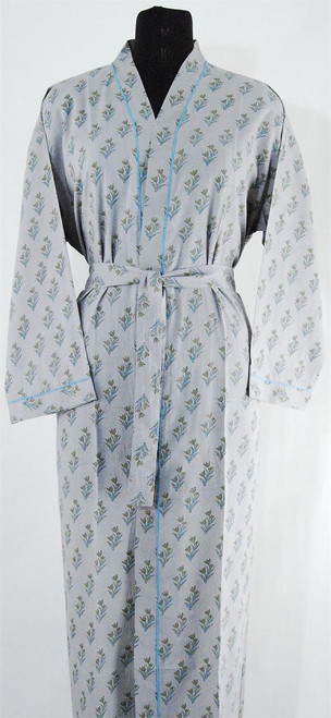 Organic Cotton Robe, Fair Trade