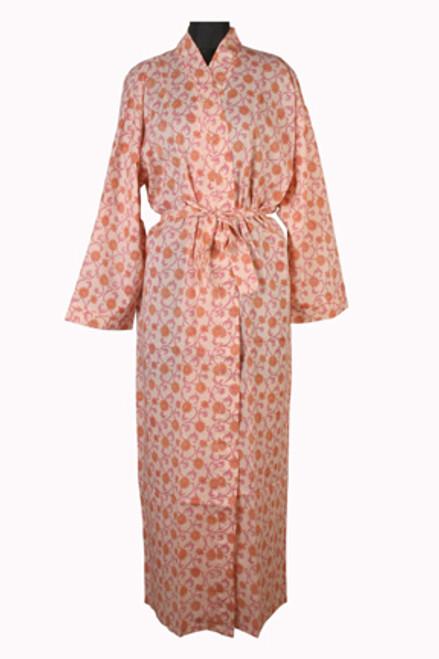 Organic Cotton Robe, Fair Trade
