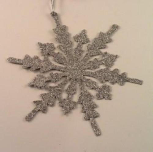 Snowflake Silver DB207