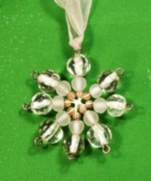 Snowflake Silver BD343S