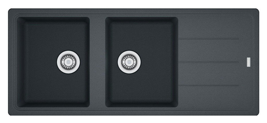 Basis Double Bowl Sink