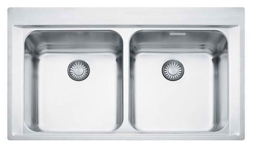 Epos Double Bowl Sink