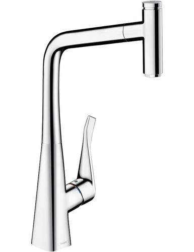Hansgrohe Metris® Select 320 Pull Out Mixer