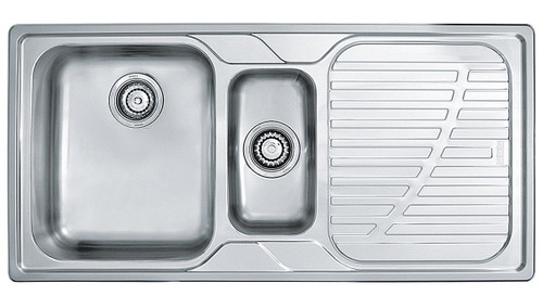 Drina 1 & 1/4 Bowl Right Hand Drainer Sink