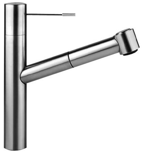 ONO MIXER, PULLOUT SPRAY 298MM, CHROME