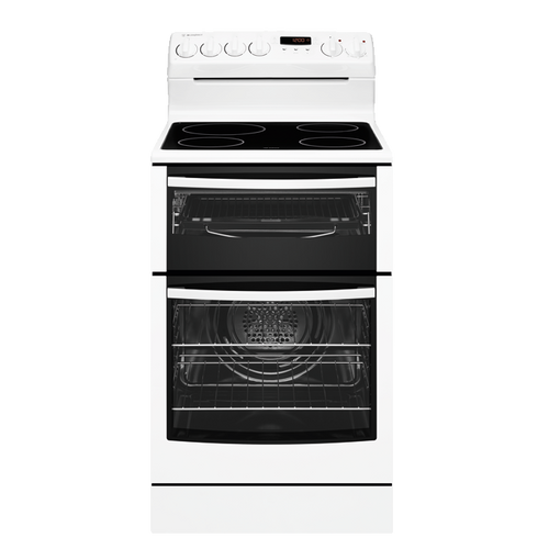 Electric Upright Cooker 4 zone ceramic glass
