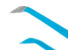 Utrata Capsulorhexis Forceps, With Cystotome Tips, Titanium