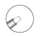Subretinal Fluid Cannula 25G - 1.5mm