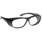 Frame #53 Fitover - Universal Large 146mm x 145mm x 50mm Comfortable fit over Rx glasses or alone Modern look Comfort fit soft temples Superior temple coverage CE Certified